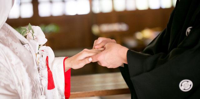 神前結婚式イメージ